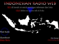 Indonesian Radio Web